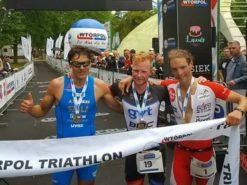 Test organizmu na Wtórpol Triathlon