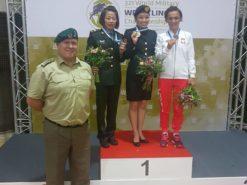 Wojskowe Mistrzostwa Świata z medalem